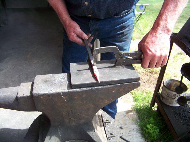 The Blacksmiths Anvil A Website For Blacksmiths By